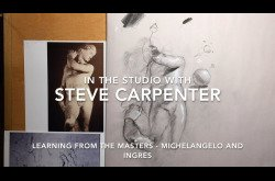 Learning From the Masters-Michelangelo and Ingres