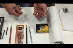 Charcoal Drawing Supplies - Charcoal Drawing Materials